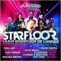 Cover  - Starfloor - L'album dancefloor de l'année [2012]